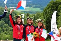 Kochová přivezla bronzovou medaili