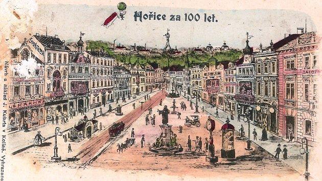 Naplnění původních plánů architekta Františka Blažka se začne realizovat již letos na podzim.