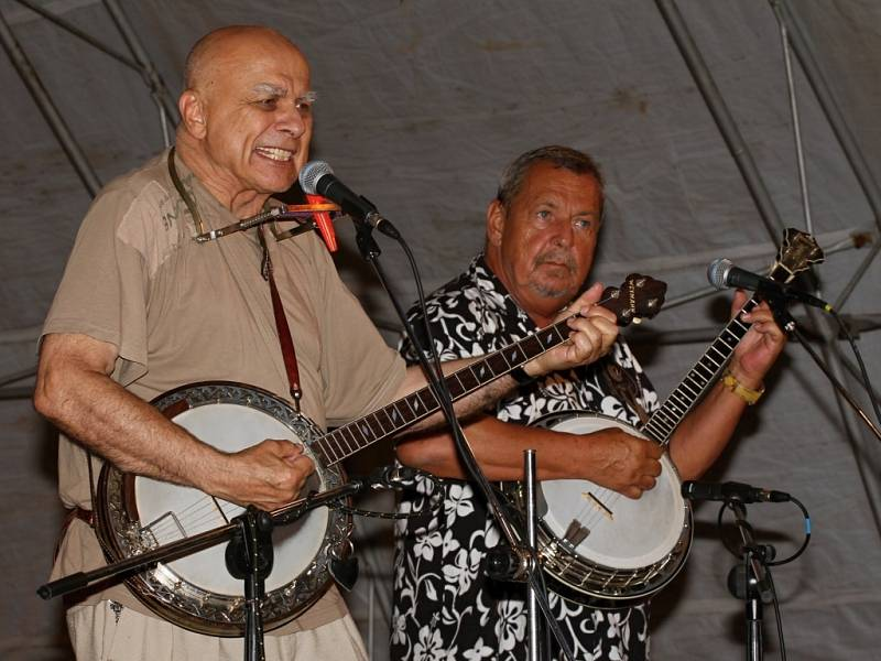 Banjo Band Ivana Mládka.