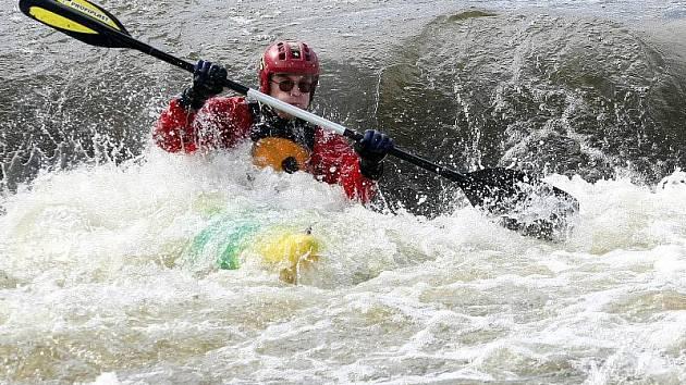 Řeky na Vysočině jsou sjížděny především rekreačně. Působí zde však i vodácké kluby, které se tímto sportem zabývají cílevědoměji. Podle statistiky krajských hasičů však není příliš časté, že by docházelo k neštěstím. Ilustrační foto.