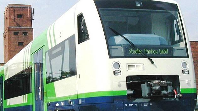Nové motorové vozy pro Vysočinu budou mít nejmodernější vybavení.