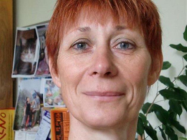 Dana Holíková.