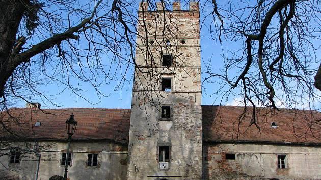 Zámek v Brtnici. Ilustrační foto.