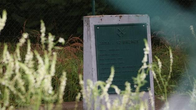 Bývalý uranový důl u Brzkova. Ilustrační foto.