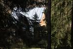 Chatová oblast Dvorce u Jihlavy.