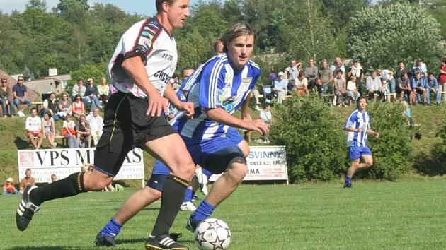 Jágr Team v Chotěboři vyhrál 7:4.