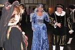 Na ples zavítala i Kateřina z Valdštejna a Zachariáš z Hradce.