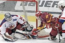 Jihlavští hokejisté si zejména ve třetí třetině vytvořili celou řadu příležitostí k vyrovnání, branku však už nevstřelili, a tak se mohli havlíčkobrodští Rebelové radovat z vítězství 5:3.