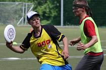 Družstvo pořádající Vysoké školy polytechnické Jihlava prohrálo důležité utkání s Technickou univerzitou Liberec 5:6 (na snímku), a na akademických hrách startovat nebude.