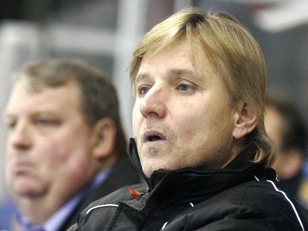 Jiří Otoupalík odchází trénovat prvoligový Šumperk. Jeho úkolem bude zachránit A–tým ve druhé nejvyšší soutěži.