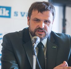 Krajský ředitel Lesy ČR Jan Sovák.