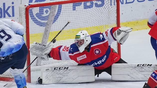 Třebíčské hokejisty spasil v Havířově kanonýr Bittner