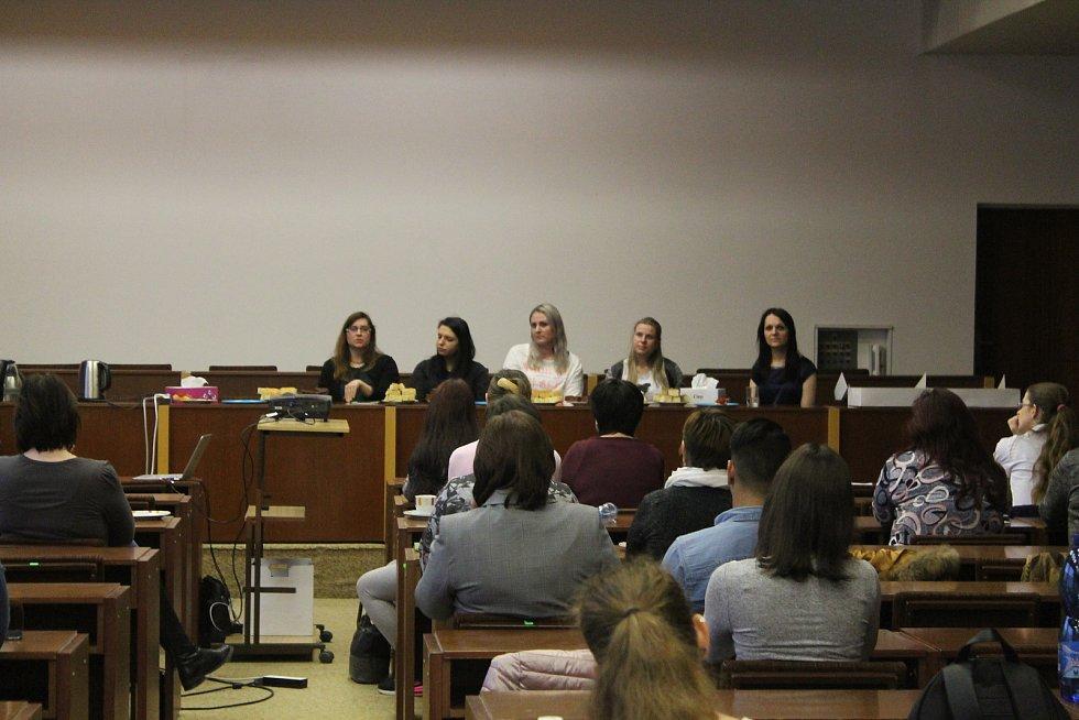 Besedy v Jihlavě se zúčastnili odborníci na problematikuk dětských domovů.