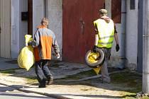 Čistá Vysočina. Do úklidu se letos i v loňském roce zapojili i klienti jihlavské Charity.