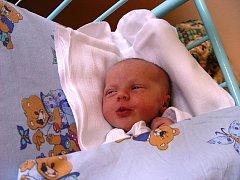 Šárka Trnková, 14. 7. 2009, 47 cm, 3070 g, Jihlava