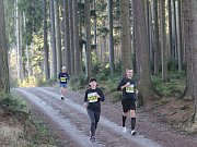 Závodem Jarní běh v Jihlavě-Pávově zahájil Běžec Vysočiny již tradičně další ročník.