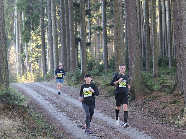 Běžec Vysočiny zahájil svůj 43. ročník