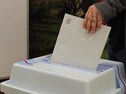 Volby v Lukách nad Jihlavou.