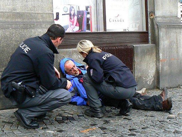 Velká část lidí, které policie odveze k vystřízlivění, nezaplatí.