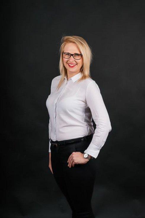 Iveta Žáková.
