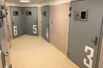 Protialkoholní záchytná stanice v Jihlavě. Foto: Nemocnice Jihlava