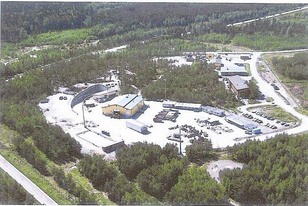 Takto vypadá výstavba úložiště ve Finsku.