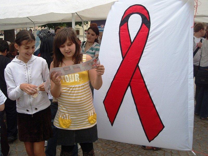 K dispozici byly informace o HIV a AIDS.