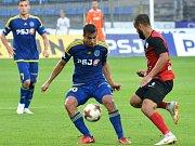 FC Vysočina versus Táborsko.