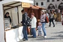 I tato pochoutka čeká na návštěvníky devatenáctého trhu řemesel, který se koná dnes na jihlavském Masarykově náměstí.