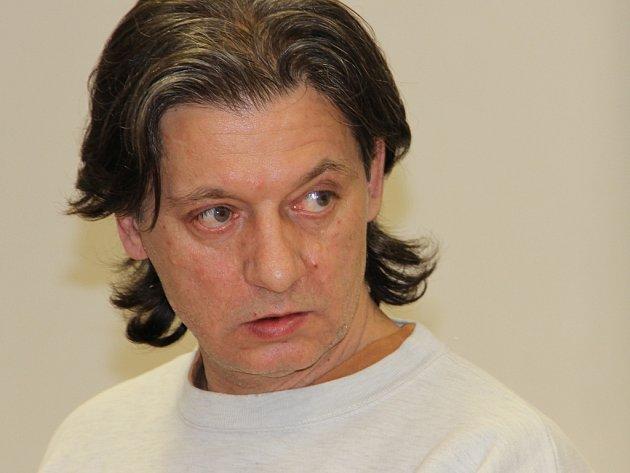 Dealer Milan Kincl u soudu.