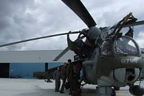 V září začnou nad hlavami lidí Třebíčska a okolí burácet kromě desítky proudových letounů L–39 Albatros též bitevní vrtulníky ruské výroby Mi–24. Vzhledem k nižším letovým výškám budou ve výsledku hlučnější než letadla.