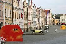 Mezinárodní festival filmů a umění Arts&Film v Telči.