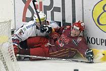 Hokejisté Jihlavy budou chtít dnes navázat na poslední výhru v Olomouci i v zápase s Berounem. Přestože se nyní Medvědům příliš nedaří, nečeká Duklu žádná lehká práce.