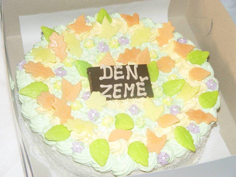 Den Země oslavily žáci základní školy v Polné dnes odpoledne.