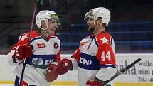 Michal Vodný (vpravo) už trénuje naplno.