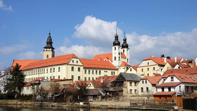 Univerzitní centrum Telč.