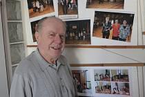Josef Záruba, dvaaosmdesátiletý senior z Jihlavy, je stále velice vitální. Veškeré své aktivity v seniorských organizacích jsou pro něj koníčkem. Jezdí na kole, podporuje aktivity svých dětí a vnučky, která působí v Sokolu, a se svou paní chodí uklízet.