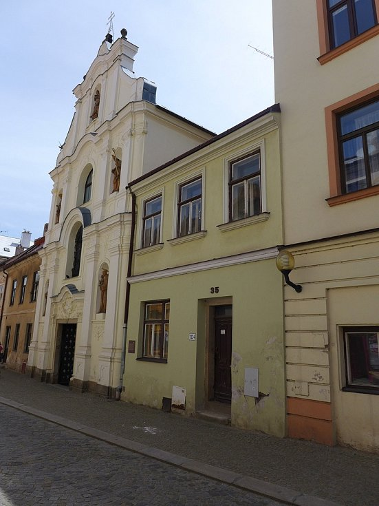 Kraj Vysočina má nejvíce památek v celé České republice. Teď k nim navíc přibyly další. Jde i o dům v Jihlavě.