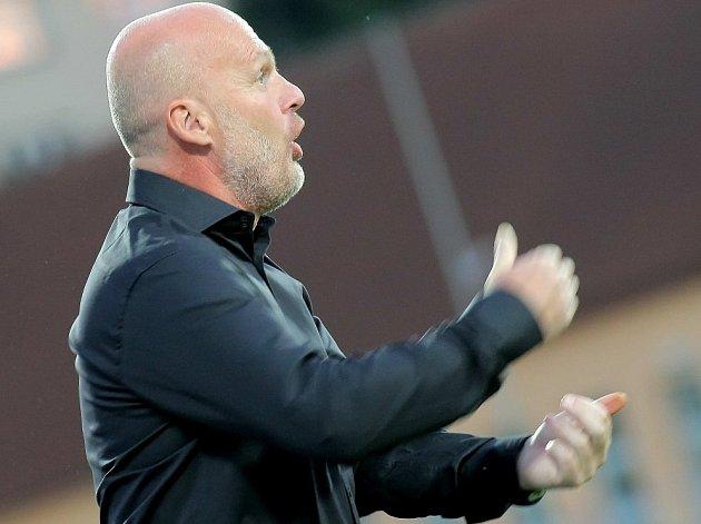 Trenér Michal Bílek byl odvolán.