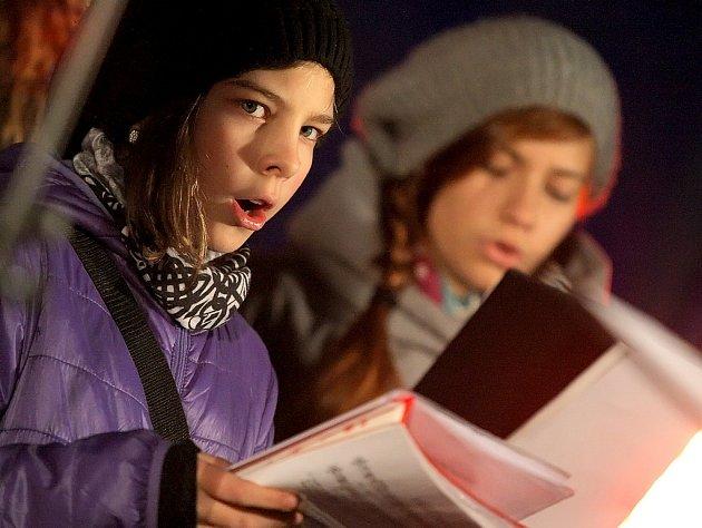 Akce Česko zpívá koledy se na Vysočině koná dnes 10. prosince v 18 hodin.