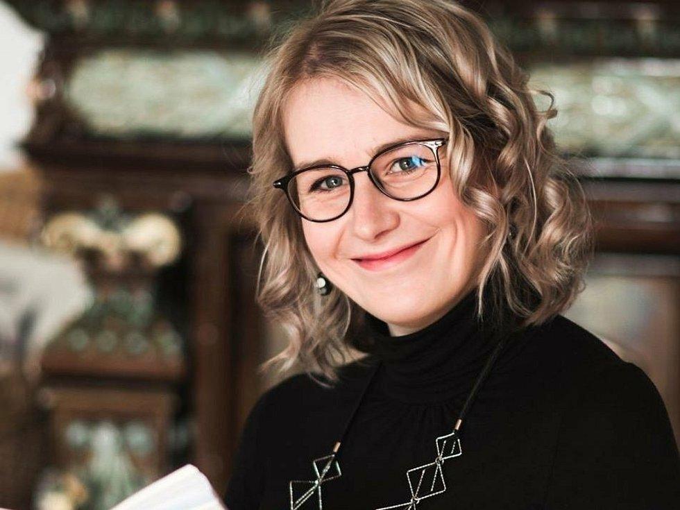 Martina Lisová.