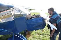 Výstava. Na jihlavském tradičním Horáckém leteckém dni si lidé budou moci letadla prohlédnout zblízka.