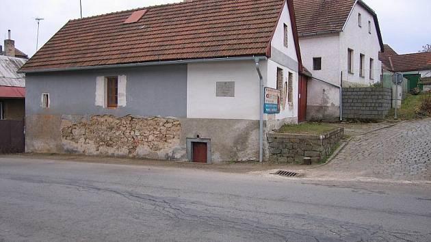 Z rodného domu skladatele Karla Pádivého se brzy stane Muzeum Dolní Cerekev.