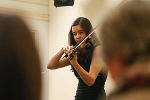 Koncert učitelů a absolventů Základní umělecké školy Jihlava.