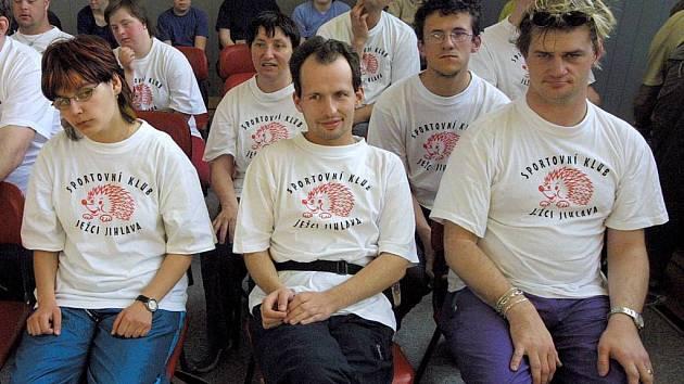 I. jihlavská paralympiáda