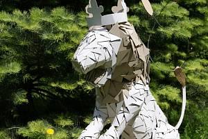 S Českým lvem se chtějí studenti jihlavské střední školy stavební dostat až do finále.