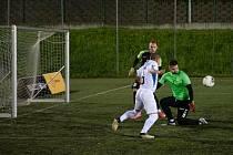 Do Superligy 2021/2022 vstoupila Jihlava výhrou 5:1 nad MF Baník Ostrava.