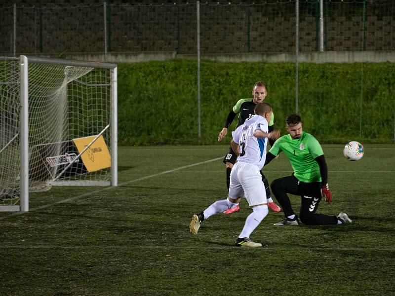 Do Superligy 2021/20222 vstoupila Jihlava výhrou 5:1 nad Baníkem Ostrava.
