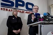 Jan Veleba, nyní senátor za volební obvod Chrudim, do nějž spadá i větší část Havlíčkobrodska, vede prezidentskou stranu SPO. Za tu nyní kandiduje jako lídr vysočinské kandidátky.