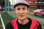 Trenér týmu amerického fotbalu Vysočina Gladiators Ondřej Paulus.